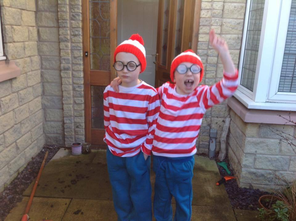 easy world book day costumes wheres wally