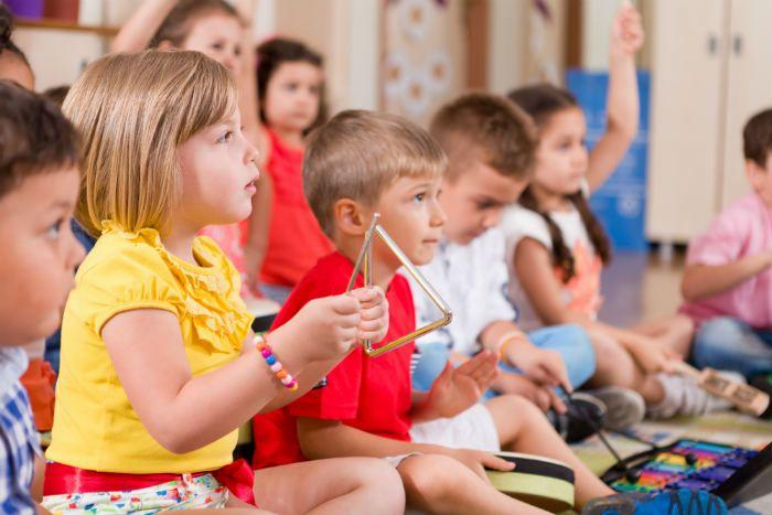 primary children music
