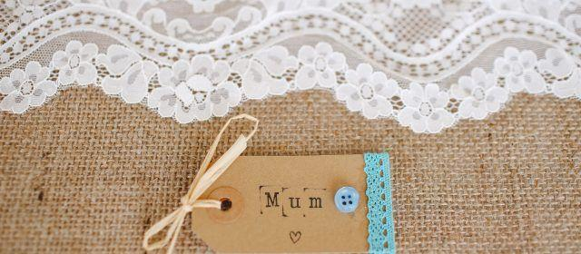Mother's Day card and activity ideas