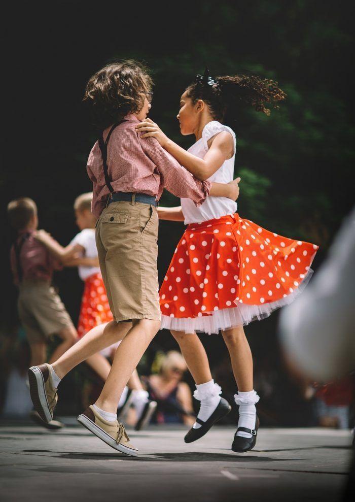 dance musical children