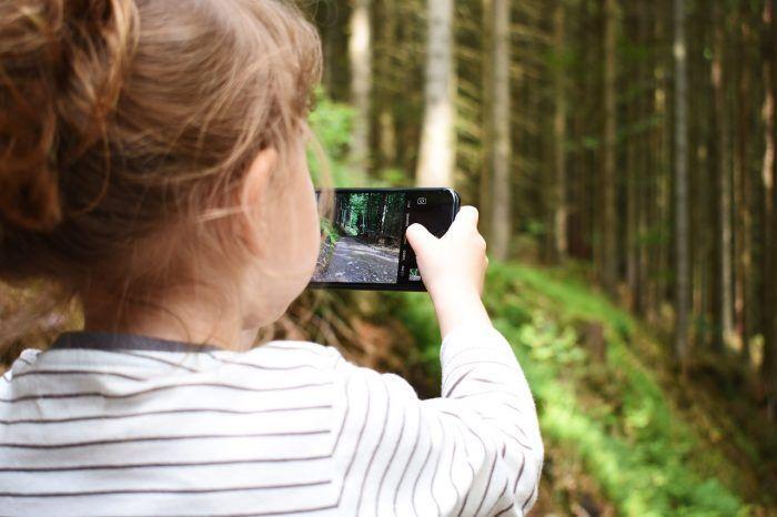 photo camera child phone