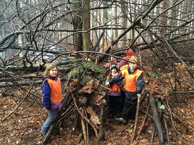 forest school outdoor
